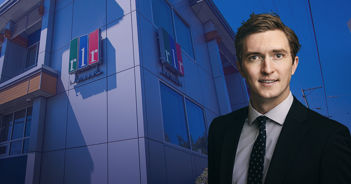 RLR Lawyers is pleased to announce that James Rhodes has joined the firm as an associate
